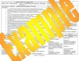 2012 Common Core EnVision Math Fourth Grade Unit Plan Bundle for Topics 1-16