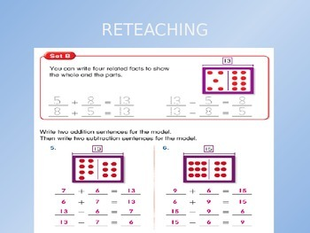 Common Core EnVision Math Second Grade Topic 1 Review PowerPoint