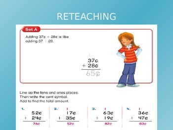 2012 Common Core EnVision Math Second Grade Topic 14 Review PowerPoint