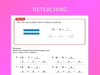 Common Core EnVision Math Second Grade Topic 3 Review PowerPoint