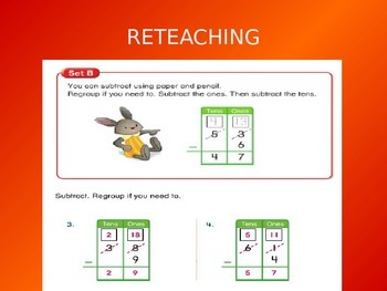 2012 Common Core EnVision Math Second Grade Topic 9 Review PowerPoint