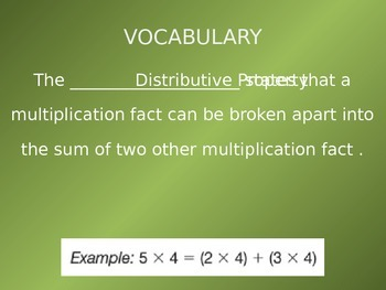 Common Core EnVision Math Third Grade Topic 6 Review PowerPoint