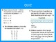 Common Core EnVision Math Third Grade Topic 7 Review PowerPoint
