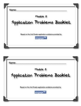 Common Core Engageny Module 5 Application Problems