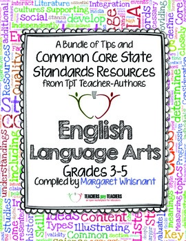 Common Core English Language Arts: Free Back-to-School eBook Grades 3-5