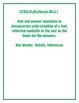 Common Core English Language Arts Grade 3 Cover Sheets