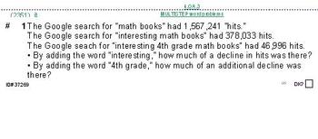 "Grade 4 Common Core Summary & 10 Sample ""FINALS"" (2 for each domain)"