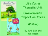 Common Core Environment Writer's Workshop Thematic Unit