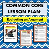 Common Core: Evaluating an Argument