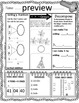 MATH PRINTABLES( Common Core Every Day Math Supplement Jou