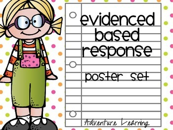 Common Core Evidence Statement Posters