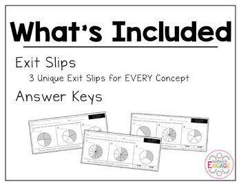 Common Core Exit Slips: Degrees