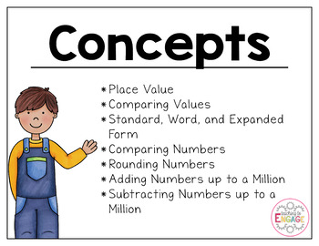 Common Core Exit Slips: Fourth Grade Addition & Subtraction