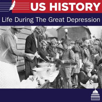Exploring life during the Depression