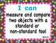 """Common Core Extended Standards """"I CAN"""" Statements K-2 Math for Special Education"""
