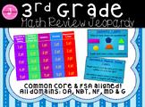 Common Core FSA Math Test Prep Review Game