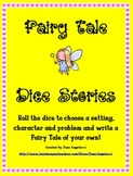 Common Core Fairy Tale Dice Stories