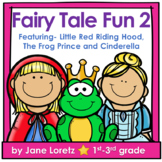 Common Core Fairy Tale Fun 2