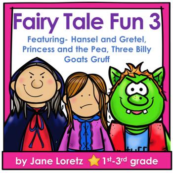 Common Core Fairy Tale Fun 3