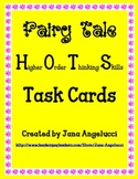 Common Core Fairy Tale Higher Order Thinking Task Cards
