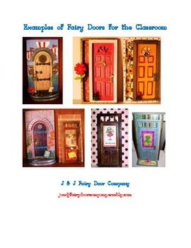 Common Core Fairy Tale Writing-The Magic of a Fairy Door i