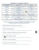 Common Core Figurative Language Fun