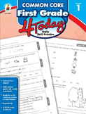 Common Core First Grade 4 Today SALE 20% OFF CD-104818