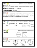 Common Core First Grade Spring Daily Math Review