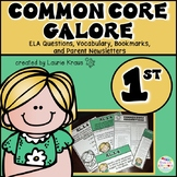1st Grade Common Core ELA Reading Literature and Informational Text