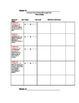 Common Core First Grade Literacy Planning Guide with Suggested Text List