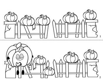 Common Core Five Little Pumpkins Little book