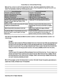 Common Core: Formal vs. Informal Writing Style (Student Practice and Rubric)