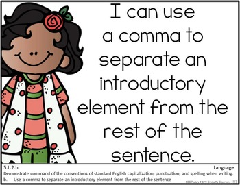 Common Core Fourth/Fifth Grade ELA Special Request Posters {Melonheadz Edition}