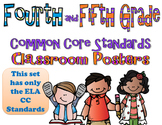 Common Core Fourth/Fifth Grade ELA Special Request Posters