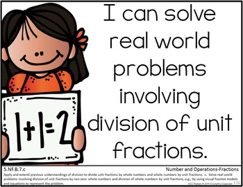 Common Core Fourth/Fifth Grade Special Request Posters {Melonheadz Edition}