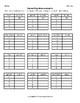 Common Core Fourth Grade Converting Measurements 4.MD.A.1