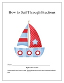Sailing through Fractions Booklet