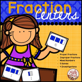 "Fraction Games ""Equivalent Fractions, Comparing Fractions, & More"""