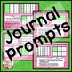 "Fraction Journal Prompts ""Fraction Word Problems"""