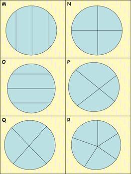 Common Core Fraction Unit Grades 1 and 2