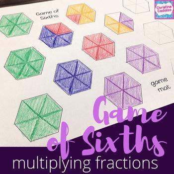 Multiplying Fractions 4.NF.4