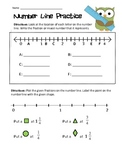 Common Core: Fractions On a Number Line