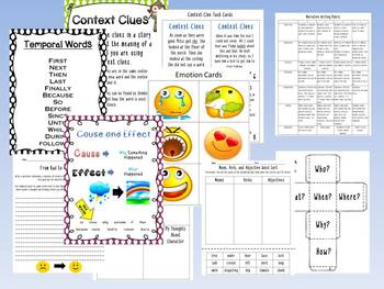 Common Core Fudge-a-Mania Reading and Language Arts Unit