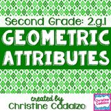 Geometric Attributes