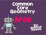 Common Core Geometry Area
