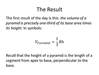 Common Core Geometry. Chapter 12. Surface Area and Volume