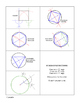 Common Core Geometry Constructions