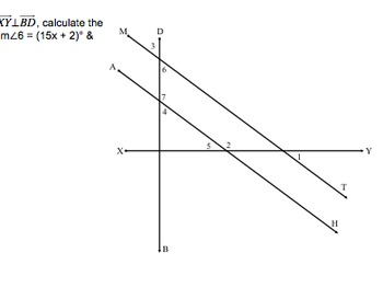 Common Core Geometry G.CO.6 G.CO.7 G.CO.9 Congruence / Line & Angle Relationship