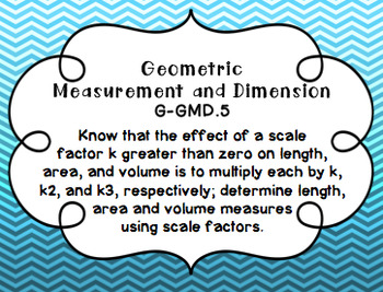 Common Core Geometry Posters