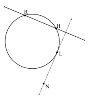 Common Core Geometry Practice (Circles G.C.1, G.C.2, G.C.3